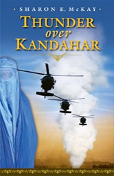 Thunder over Kandahar novel