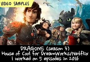dragonssamples