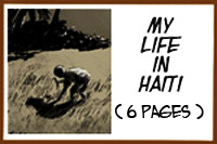 My life in Haiti