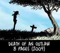 death of an outlaw