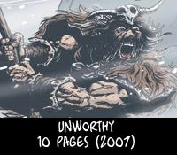 unworthy