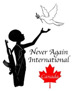 never again Canada