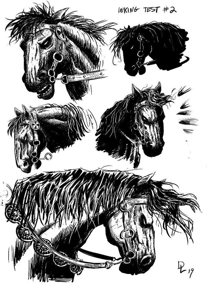 Death Dealer horse 1new